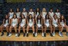 Nettleton Raiders Girls Varsity Basketball Winter 18-19 team photo.