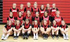 Weeping Water Indians Girls Varsity Basketball Winter 18-19 team photo.