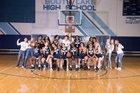 South Lake Eagles Girls Varsity Basketball Winter 18-19 team photo.