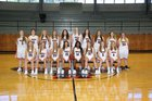 Myrtle Hawks Girls Varsity Basketball Winter 18-19 team photo.