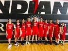Cobre Indians Girls Varsity Basketball Winter 18-19 team photo.