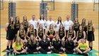 Northridge  Girls Varsity Basketball Winter 18-19 team photo.
