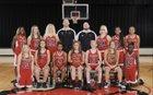 Fox Creek Predators Girls Varsity Basketball Winter 18-19 team photo.