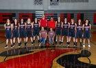 Raymond Seagulls Girls Varsity Basketball Winter 18-19 team photo.