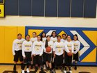 Tierra Encantada  Girls Varsity Basketball Winter 18-19 team photo.