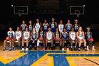 North Little Rock Charging Wildcats Girls Varsity Basketball Winter 18-19 team photo.