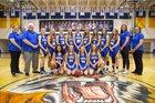 Orem Tigers Girls Varsity Basketball Winter 18-19 team photo.