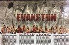 Evanston Devils Girls Varsity Basketball Winter 18-19 team photo.