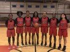 Life Center Academy  Girls Varsity Basketball Winter 18-19 team photo.