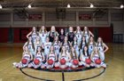 Grantsville Cowboys Girls Varsity Basketball Winter 18-19 team photo.
