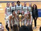 Moody Bearcats Girls Varsity Basketball Winter 18-19 team photo.
