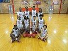 Raines Vikings Girls Varsity Basketball Winter 18-19 team photo.