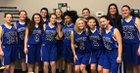 Bethel Christian Academy Trojans Girls Varsity Basketball Winter 18-19 team photo.