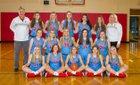 Cambria Heights Highlanders Girls Varsity Basketball Winter 18-19 team photo.