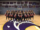 Fouke Panthers Girls Varsity Basketball Winter 18-19 team photo.