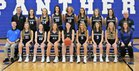 Springboro Panthers Girls Varsity Basketball Winter 18-19 team photo.