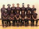 Killeen Kangaroos Girls Varsity Basketball Winter 18-19 team photo.