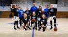 Mammoth Spring Bears Girls Varsity Basketball Winter 18-19 team photo.