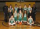 Marysville Getchell  Girls Varsity Basketball Winter 18-19 team photo.