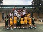 McComb Tigers Girls Varsity Basketball Winter 18-19 team photo.