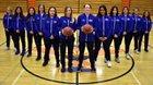 Thunderbird Chiefs Girls Varsity Basketball Winter 18-19 team photo.