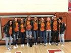 Eldorado Eagles Girls Varsity Basketball Winter 18-19 team photo.
