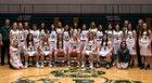 Pratt Greenbacks Girls Varsity Basketball Winter 18-19 team photo.