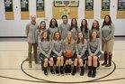 Westwood Baptist Academy Eagles Girls Varsity Basketball Winter 18-19 team photo.