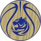 Bradwell Institute Tigers Girls Varsity Basketball Winter 18-19 team photo.