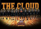 St. Cloud Bulldogs Girls Varsity Basketball Winter 18-19 team photo.