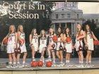 Lorena Leopards Girls Varsity Basketball Winter 18-19 team photo.