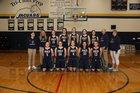 Tri-Cities Prep Jaguars Girls Varsity Basketball Winter 18-19 team photo.