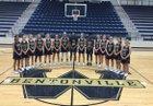 Bentonville West Wolverines Girls Varsity Basketball Winter 18-19 team photo.