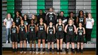 Kentwood Conquerors Girls Varsity Basketball Winter 18-19 team photo.