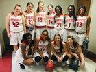 Rivercrest Colts Girls Varsity Basketball Winter 18-19 team photo.
