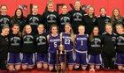 Wallenpaupack Area Buckhorns Girls Varsity Basketball Winter 18-19 team photo.