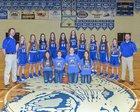 Colton Wildcats Girls Varsity Basketball Winter 18-19 team photo.
