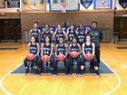Westover Wolverines Girls Varsity Basketball Winter 18-19 team photo.