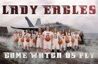 Tabernacle Christian Eagles Girls Varsity Basketball Winter 18-19 team photo.