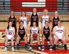 Eureka Springs Highlanders Girls Varsity Basketball Winter 18-19 team photo.