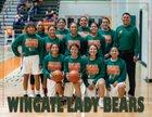 Wingate  Girls Varsity Basketball Winter 18-19 team photo.