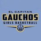 El Capitan Gauchos Girls Varsity Basketball Winter 18-19 team photo.