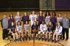 Timber Creek Wolves Girls Varsity Basketball Winter 18-19 team photo.