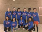 Cape Coral Seahawks Girls Varsity Basketball Winter 18-19 team photo.