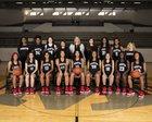Martin Warriors Girls Varsity Basketball Winter 18-19 team photo.