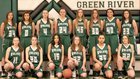 Green River Wolves Girls Varsity Basketball Winter 18-19 team photo.