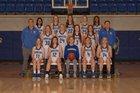 Harrison Goblins Girls Varsity Basketball Winter 18-19 team photo.