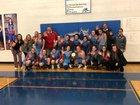 Weld Central Rebels Girls Varsity Basketball Winter 18-19 team photo.