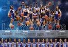 Chandler Wolves Girls Varsity Basketball Winter 18-19 team photo.