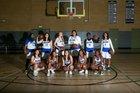O'Farrell Charter  Girls Varsity Basketball Winter 18-19 team photo.